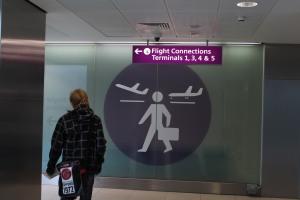Heathrow Terminal 3 Connecting Flights