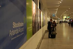 Stockholm Arlanda Airport Hall of Fame