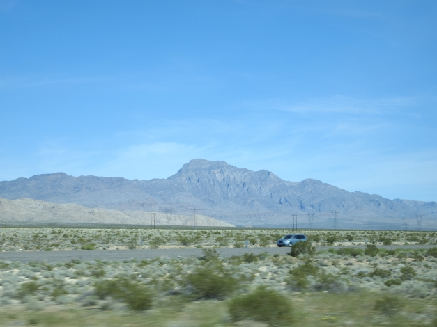 More cool landscape mountain stuff on the way to St. George.